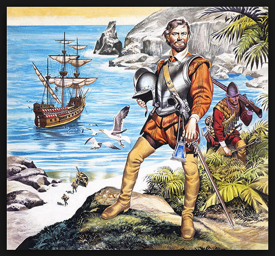Yodare Island of the Week No. 5 – Drake's Island