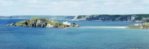 Yodare Island of the Week No.7 Burgh Island