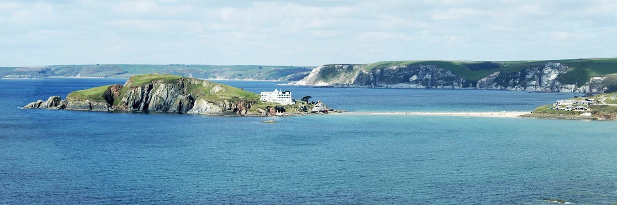 Yodare Island of the Week No.7 Burgh Island