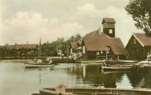 Yodare Island of the Week 13 – The Quirky Thorpeness Meare