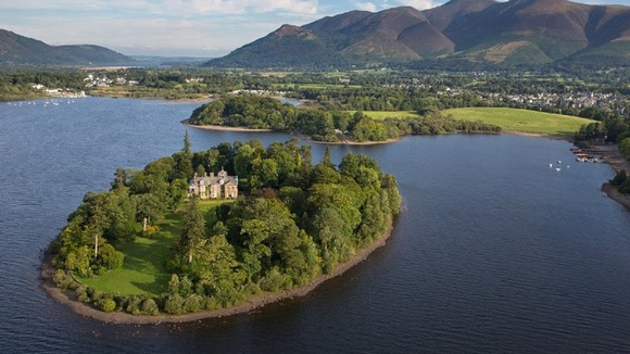 Yodare Islands Of The Week 26 – Derwent Water